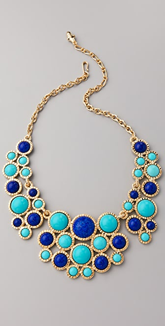 Kenneth Jay Lane Bib Necklace