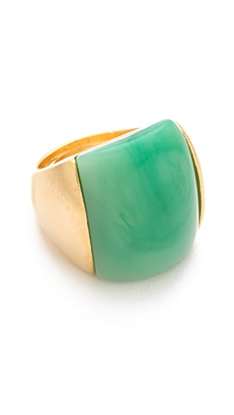 Kenneth Jay Lane Dome Ring