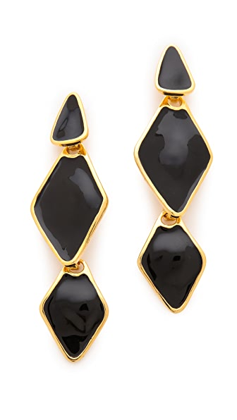 Kenneth Jay Lane Drop Earrings
