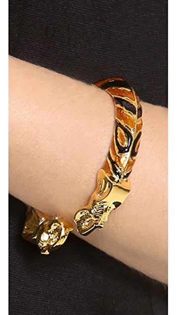 Kenneth Jay Lane Elephant Bangle