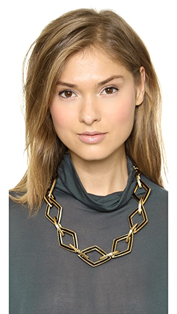 Kenneth Jay Lane Chain Necklace