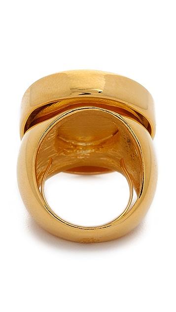 Kenneth Jay Lane Oversized Ring