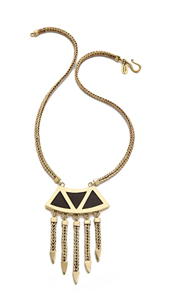 Karen London Bohemian Fox Necklace