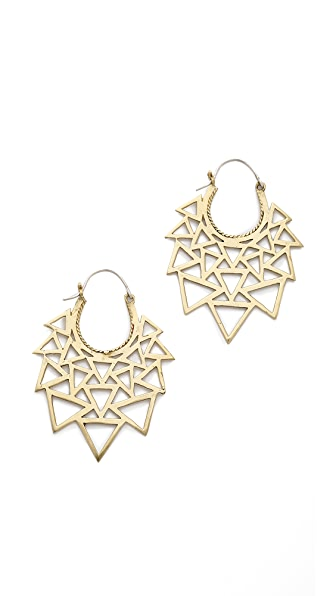 Karen London Shiraz Earrings