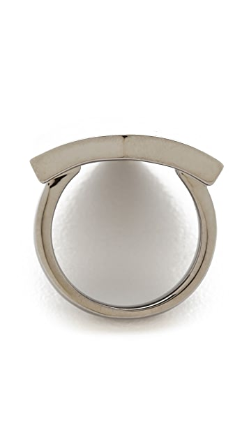 KNIGHT$ OF NEW YORK Grand Shield Ring