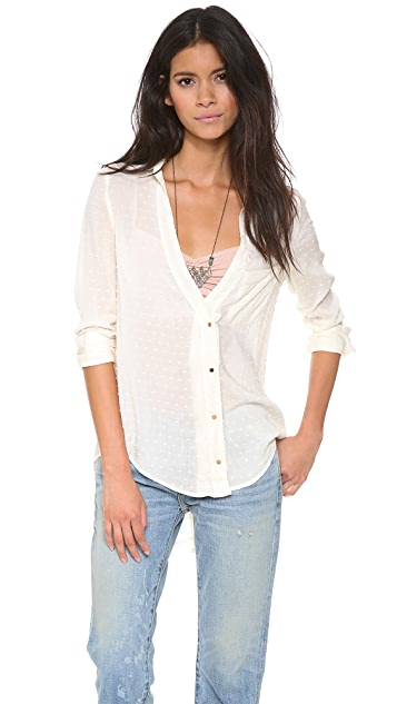 Knot Sisters Broadway Blouse