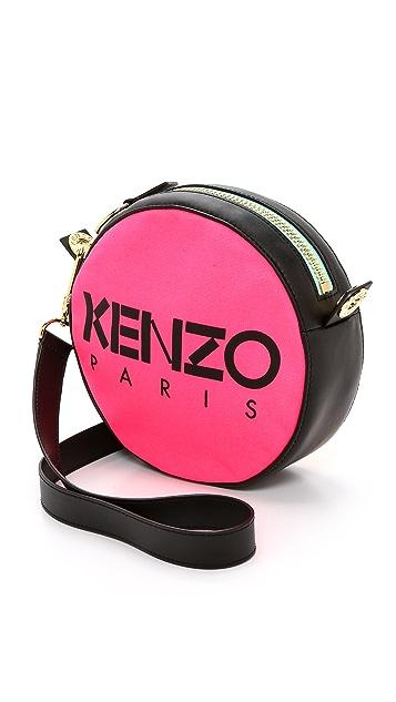 KENZO Kanvas Cross Body Bag