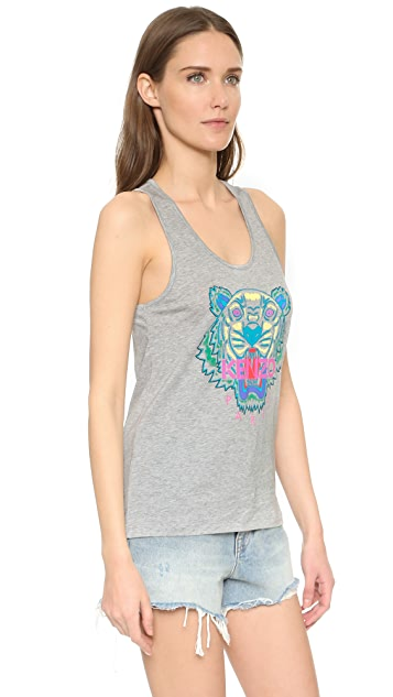 KENZO Relaxed Tiger Tank