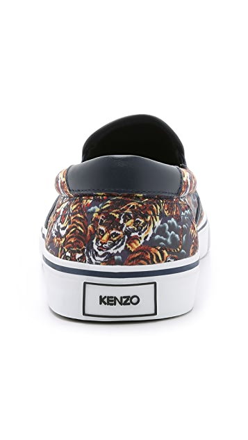 KENZO Slip On Shoes