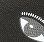 Black Eyes Print