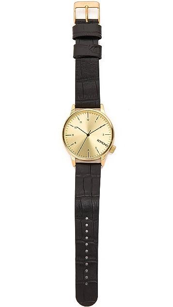 KOMONO Winston Monte Carlo Watch