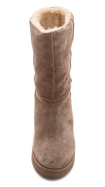 Koolaburra La Cienega Wedge Boots