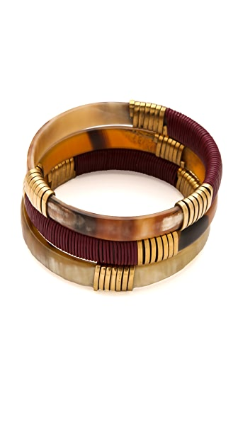 Kora Wide Ruma Bangle Set