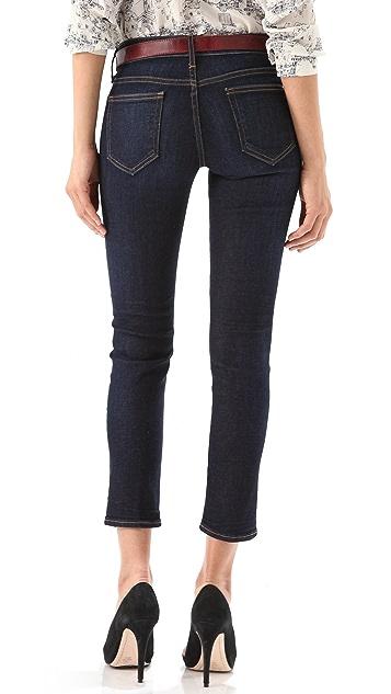 KORAL Cigarette Jeans