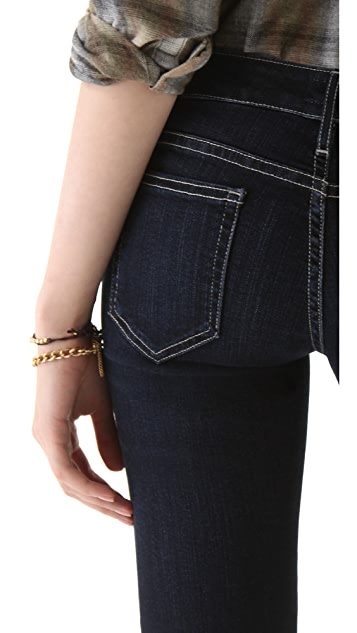 KORAL Low Rise Cigarette Jeans