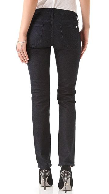 KORAL Flat Italian Pencil Jeans
