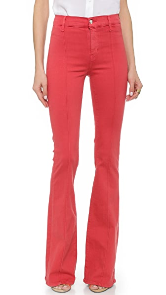 KORAL High Rise Flare Jeans | 15% off first app purchase with code ...