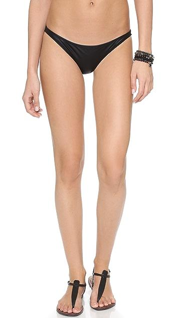 KORE SWIM Maia Onyx Bikini Bottoms