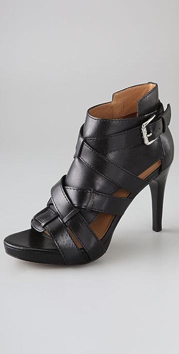 KORS Michael Kors Hadley Platform Sandals
