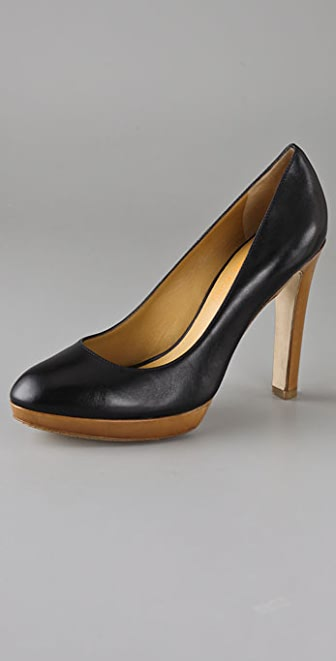 KORS Michael Kors Julian Platform Pumps