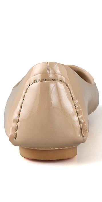 KORS Michael Kors Odette Patent Flats