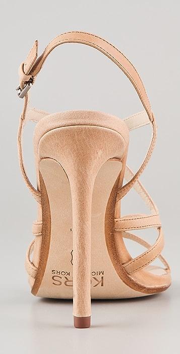 KORS Michael Kors Albury High Heel Sandals