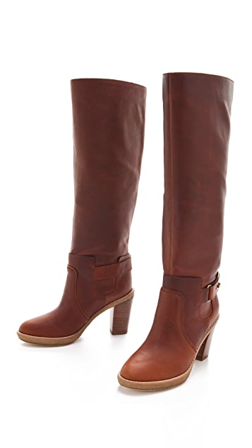 KORS Michael Kors Lela Knee High Boots
