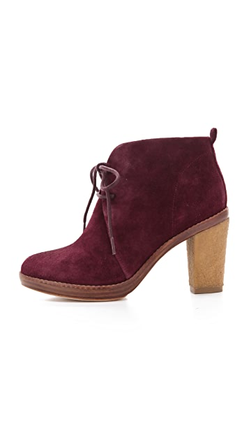 KORS Michael Kors Lena Lace Up Booties