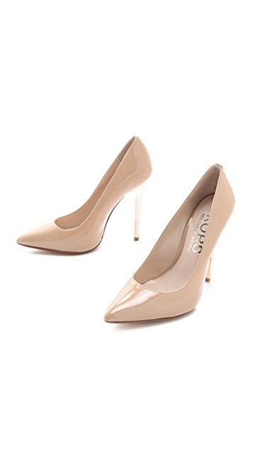 KORS Michael Kors Aberly Pointed Toe Pumps