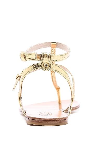 KORS Michael Kors Jedda Snake Sandals