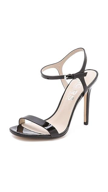 KORS Michael Kors Mikaela Patent Sandals