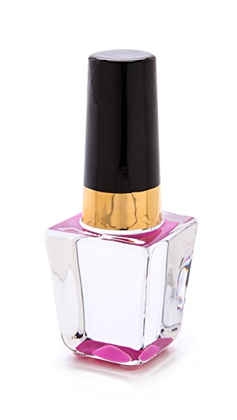 Kosta Boda Mini Nail Polish Paperweight