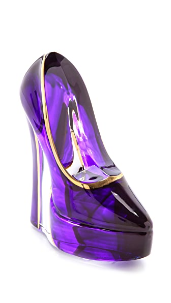 Kosta Boda Stiletto Shoe Paperweight
