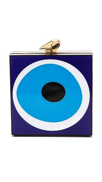 Kotur Fitzgerald Evil Eye Clutch