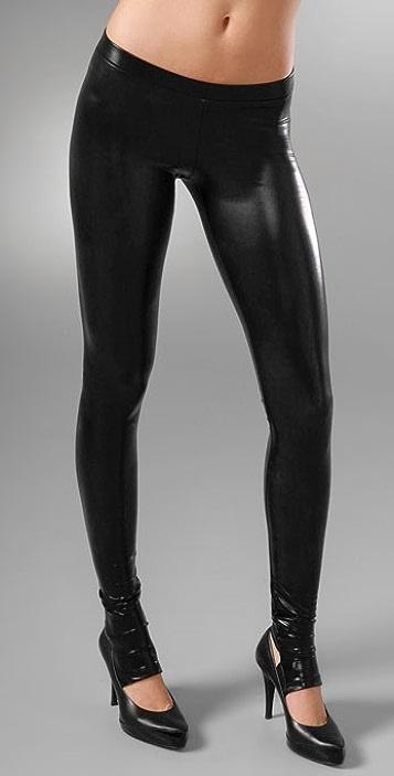 Kova & T Latex Leggings