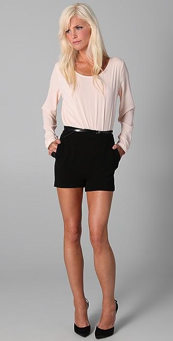 Kova & T Paisley Long Sleeve Bodysuit