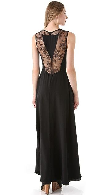 Kova & T Garland Maxi Dress
