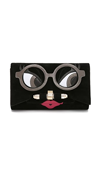 Kara Ross Lady Clutch