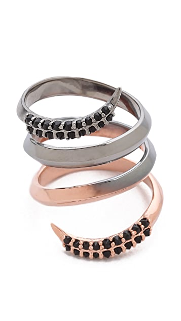 Katie Rowland Twisted Ring