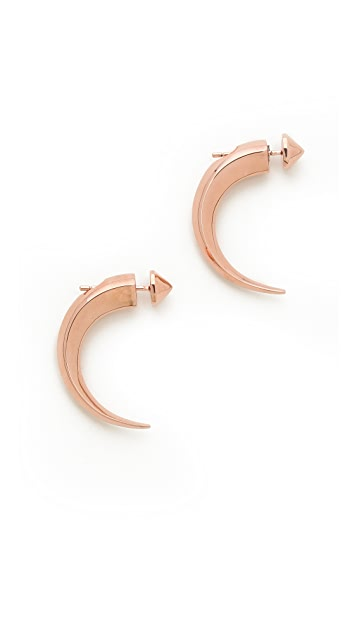 Katie Rowland Mini Talon Earrings