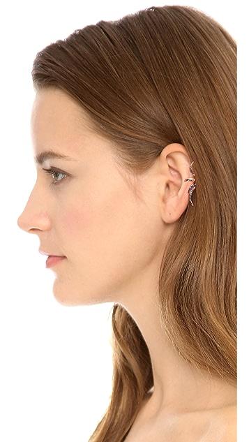 Katie Rowland Zelle Left Ear Cuff