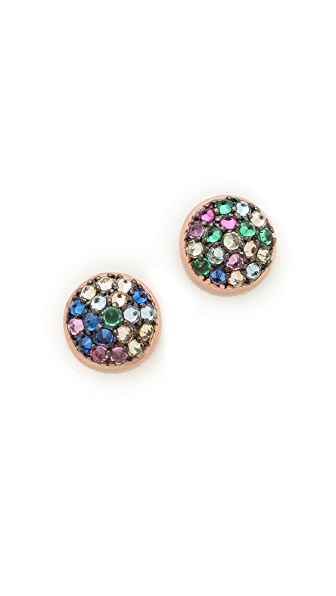 Katie Rowland Java Mini Stud Earrings
