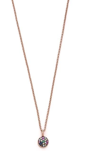 Katie Rowland Java Mini Pendant Necklace