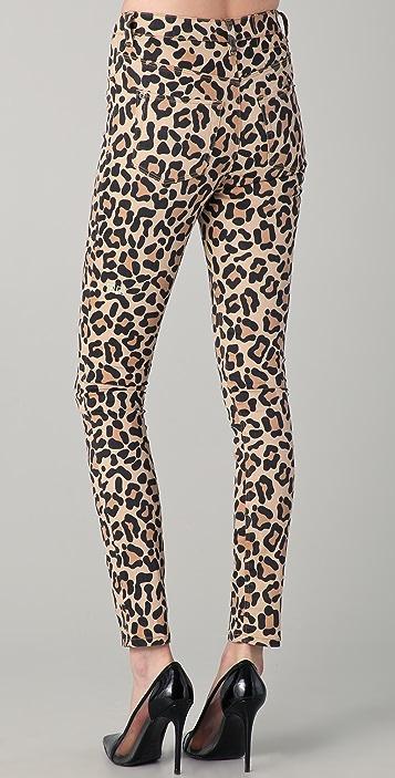 Ksubi Hi And Waisted Skinny Jeans