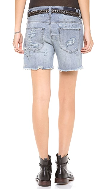 Ksubi The Boyfriend Shorts
