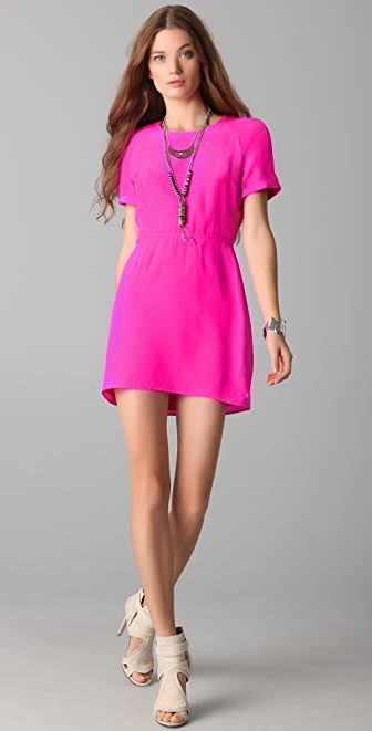Kimberly Taylor Peru Dress with Even Hem