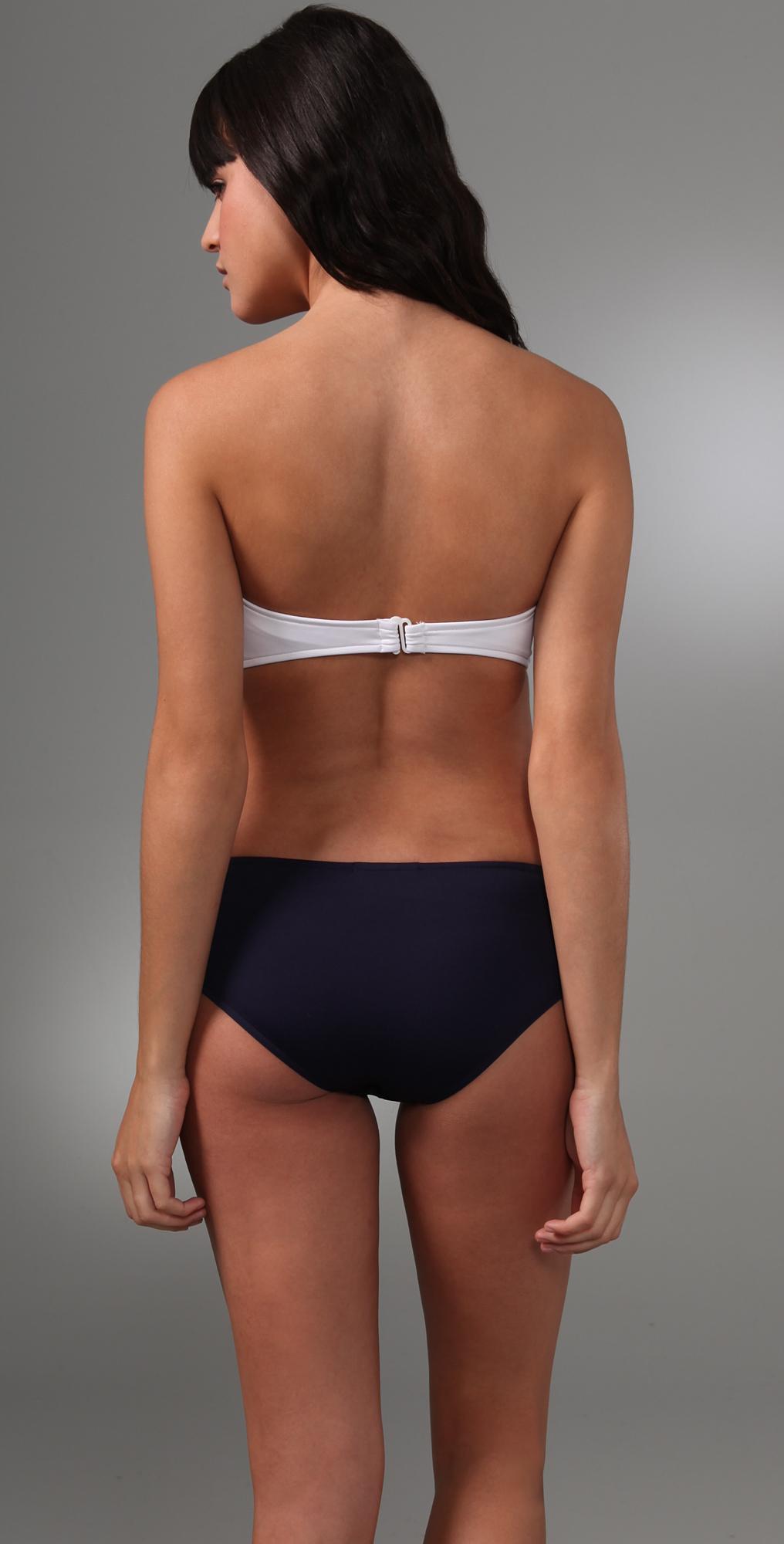Bikini bandeau kushcush wallflower