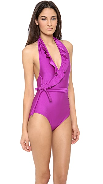 Kushcush Lauren One Piece Swimsuit