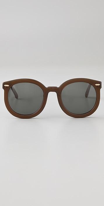 Karen Walker Limited Edition Super Duper Sunglasses