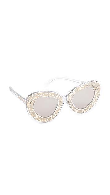 Karen Walker Intergalactic Sunglasses